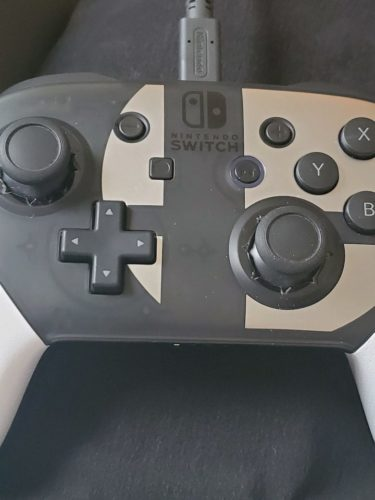 Modded Switch Pro Controller Build - Smash Ultimate photo review