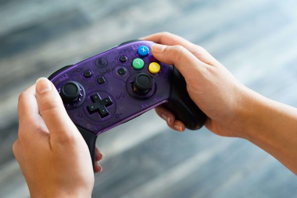 Notched Switch Pro MultiShine Controllers
