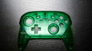Switch Pro Notched Shell