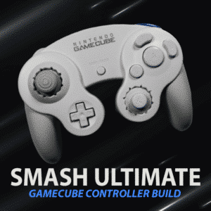 Modded GameCube Controller Smash Ultimate