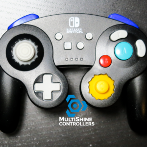 PowerA GameCube Controller Notched