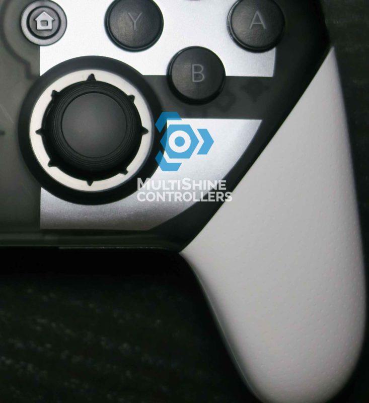 Switch Pro C Stick notches