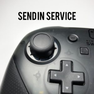 Send in your own controller