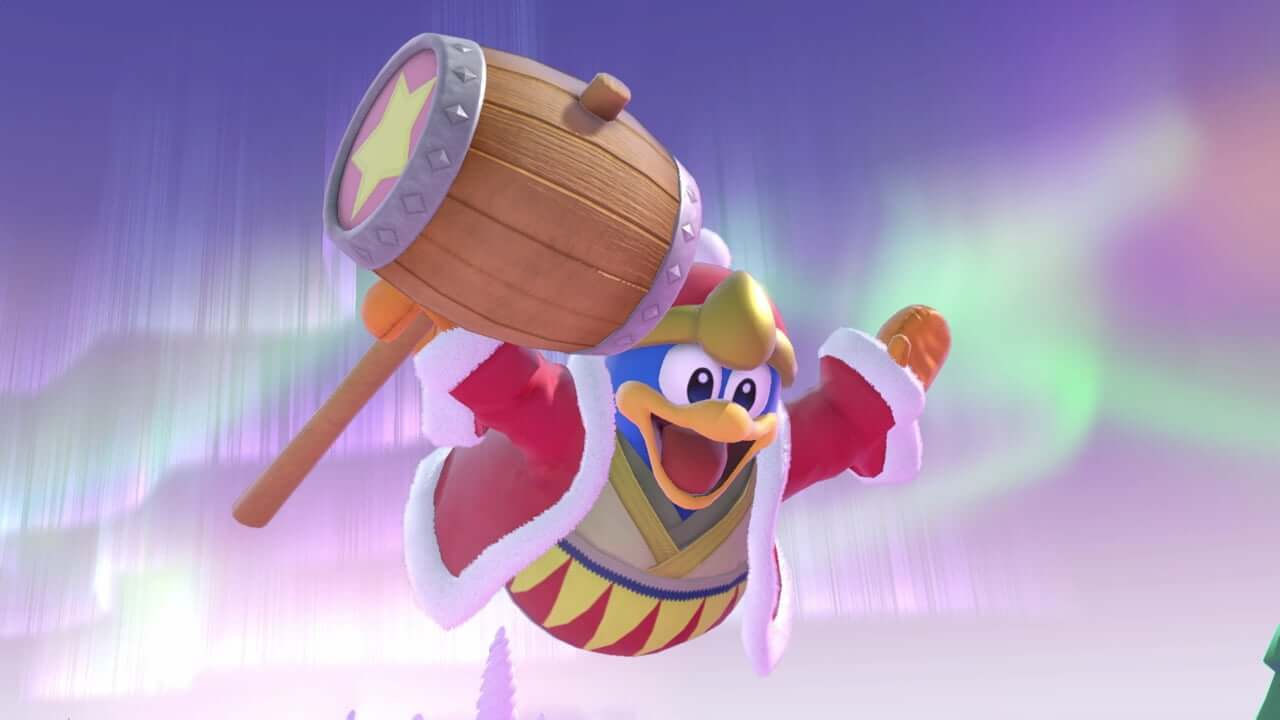 Annoying Character King Dedede