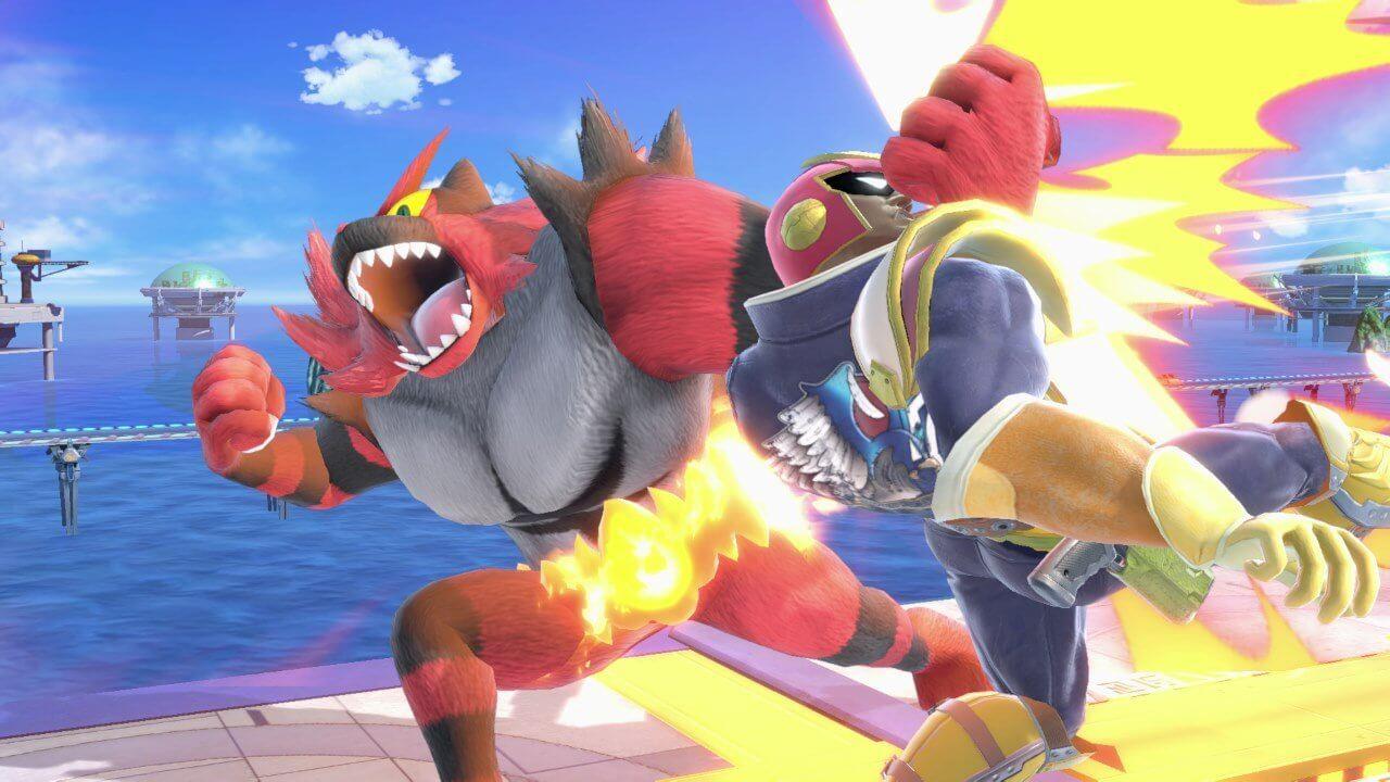Improve at Smash Bros Ultimate