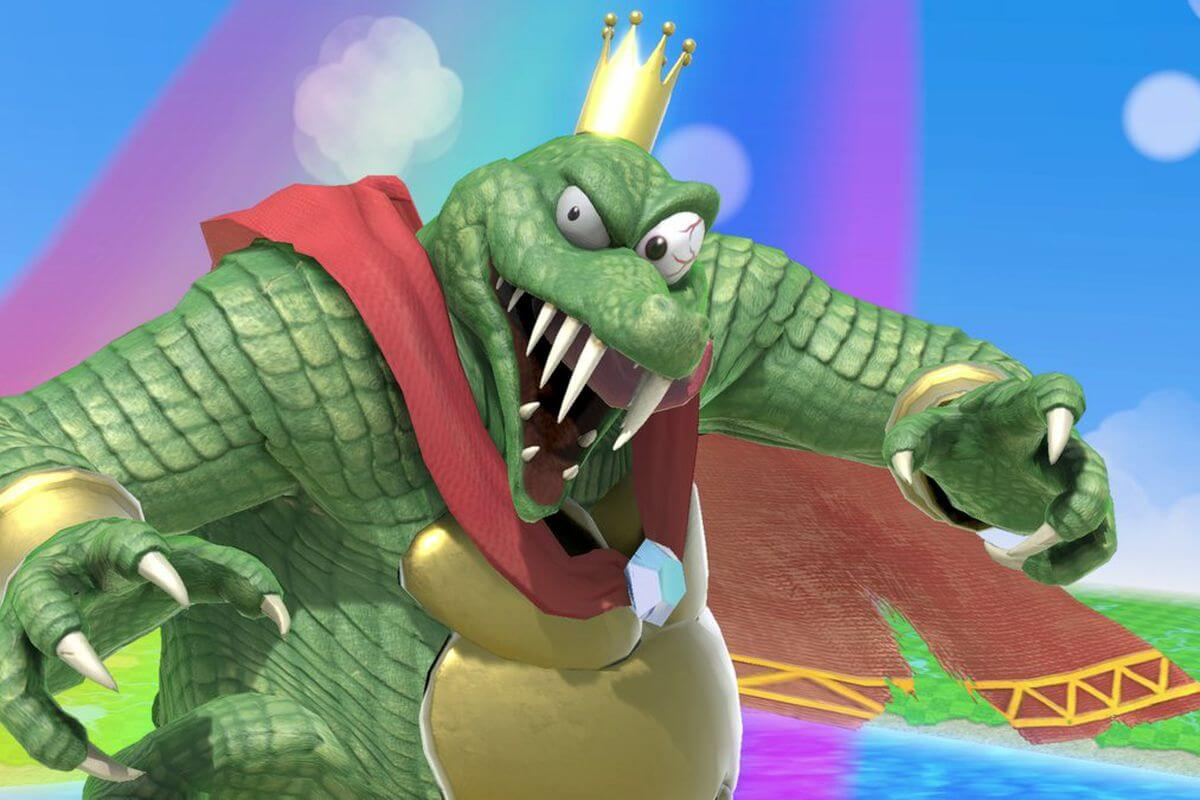 Annoying Character K Rool